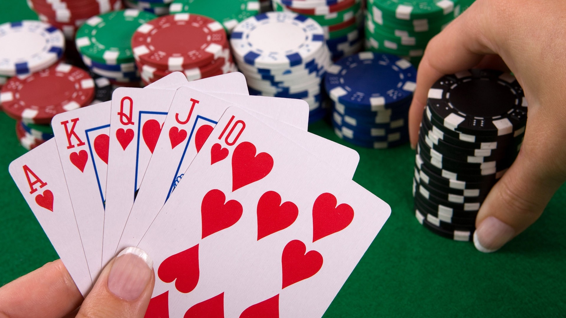 How To End Up Being Much Better With Casino Poker