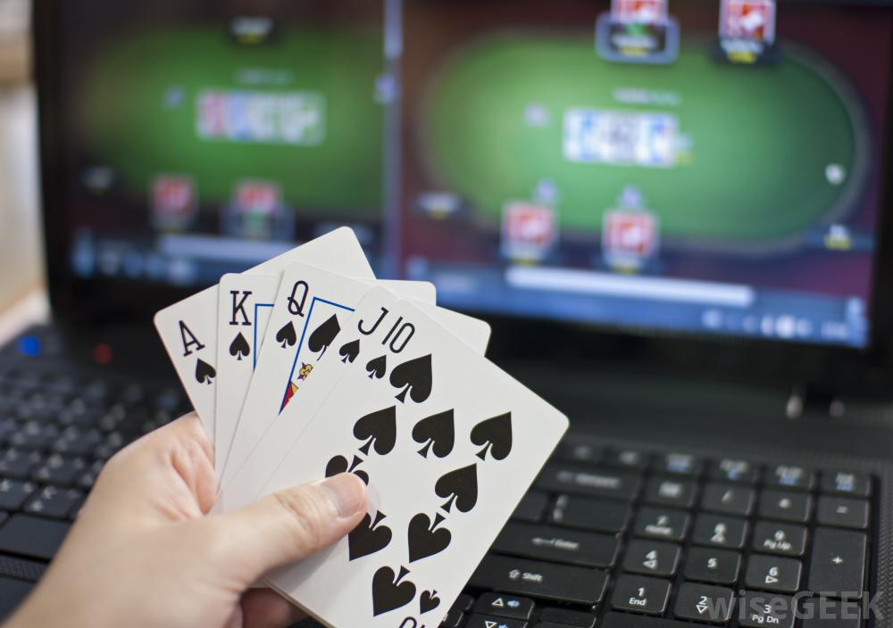 Nine Causes Gambling Online Is A Waste Of Time